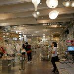 10 corso como restaurant Milan designer shop