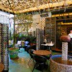10 corso como restaurant Milan terrace