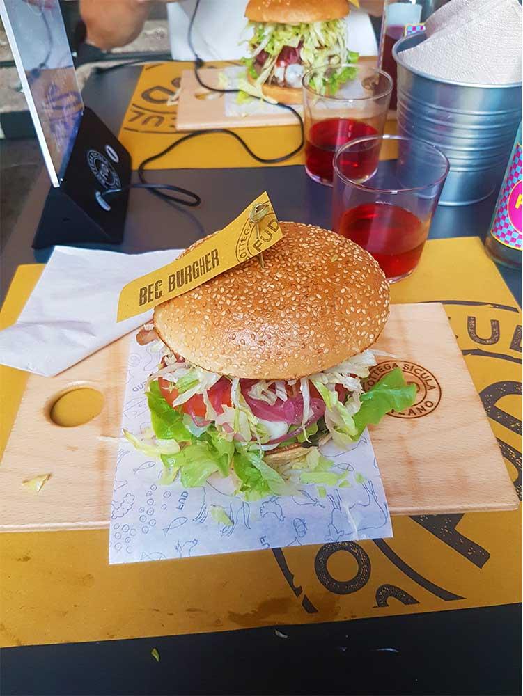 Fud Milan - CIS bec burger