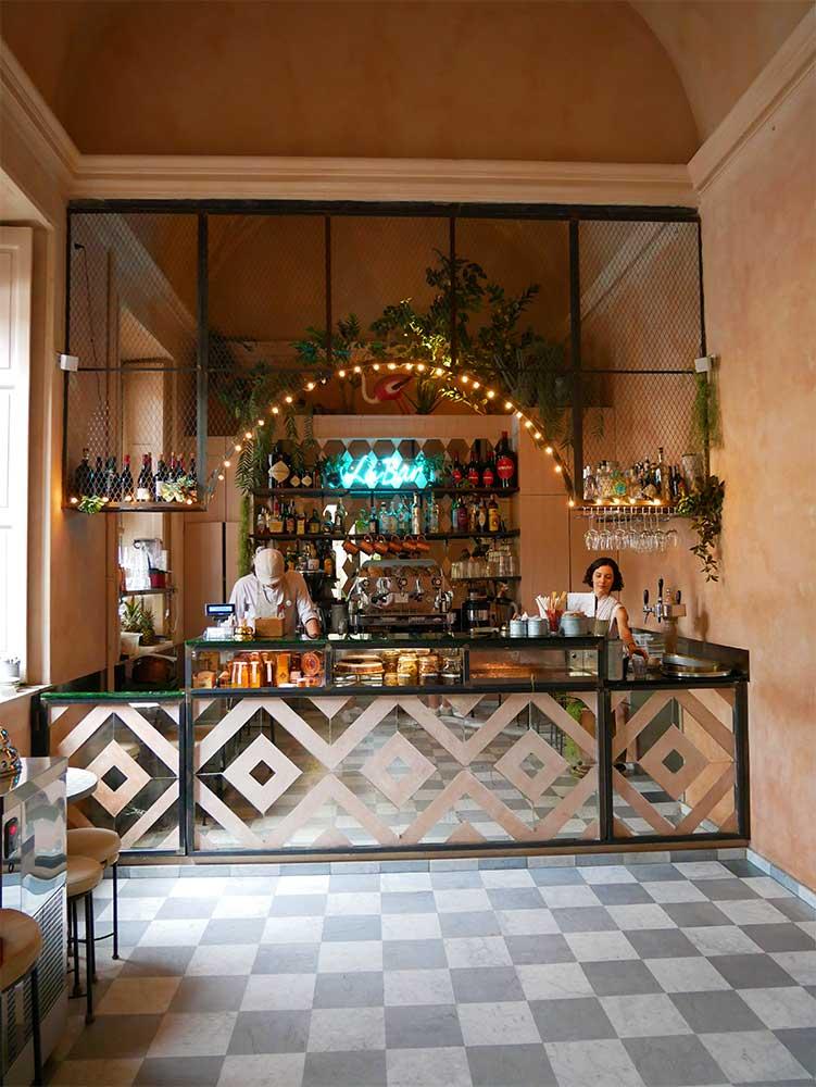 LuBar Milan best bars, restaurants