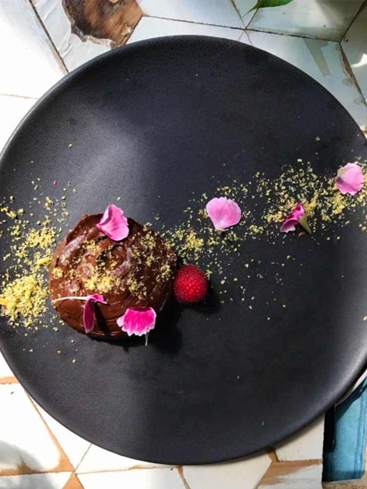 Soulgreen, Milan - dessert