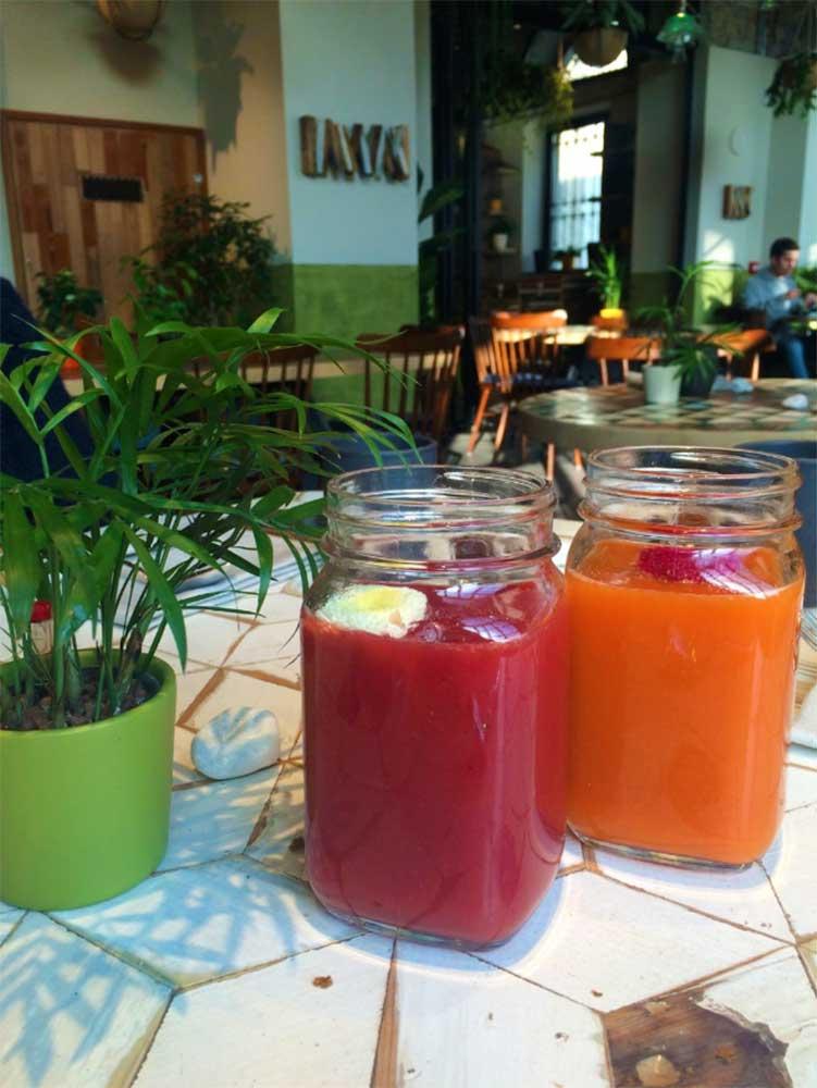 Soulgreen, Milan - healthy drinks