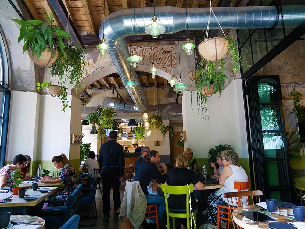 Soulgreen Milan - inside